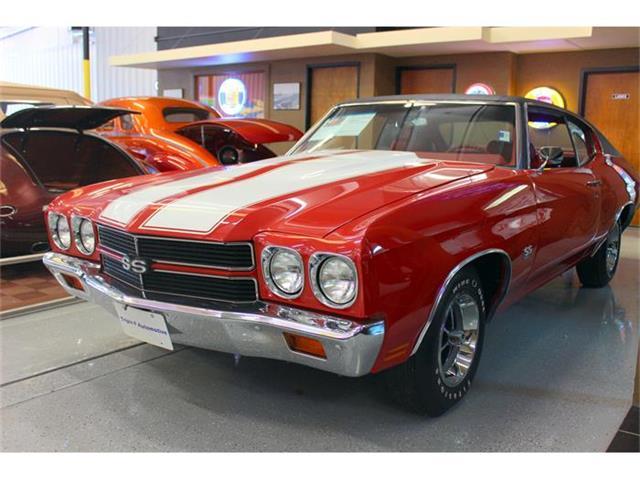 1970 Chevrolet Chevelle SS | 603510