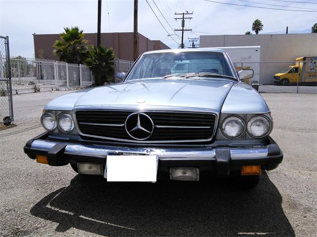 1981 Mercedes-Benz 380SLC | 603524