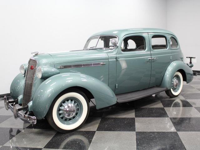 1936 Studebaker Dictator | 600353