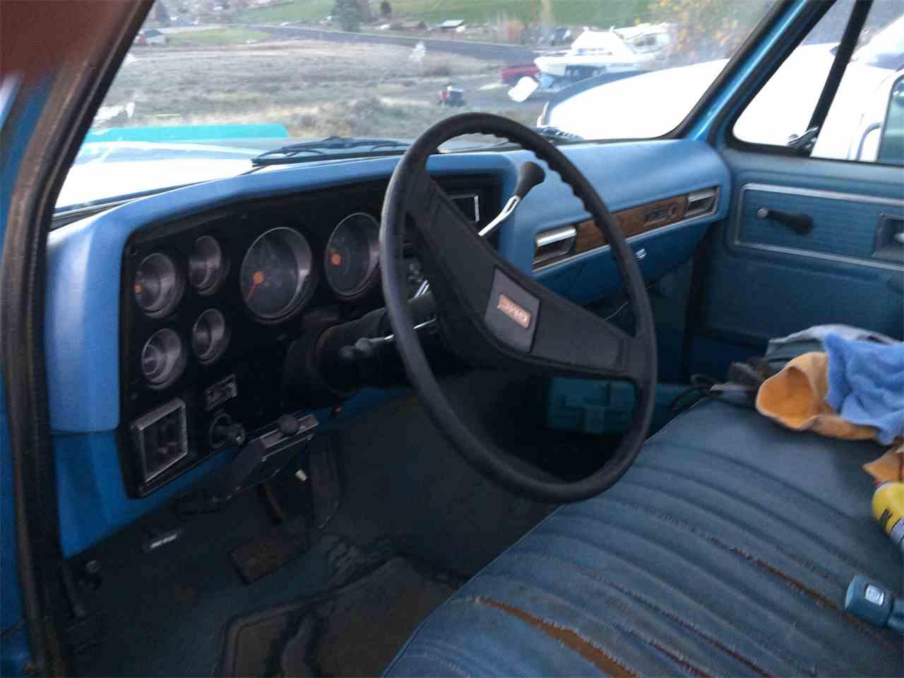1977 Gmc Sierra Grande For Sale