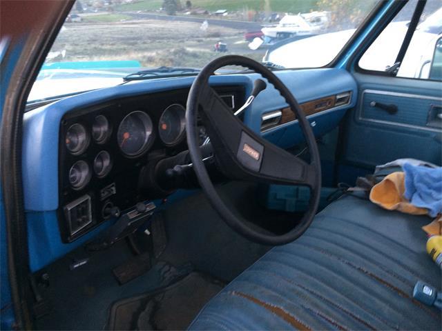 1977 GMC Sierra Grande | 603557