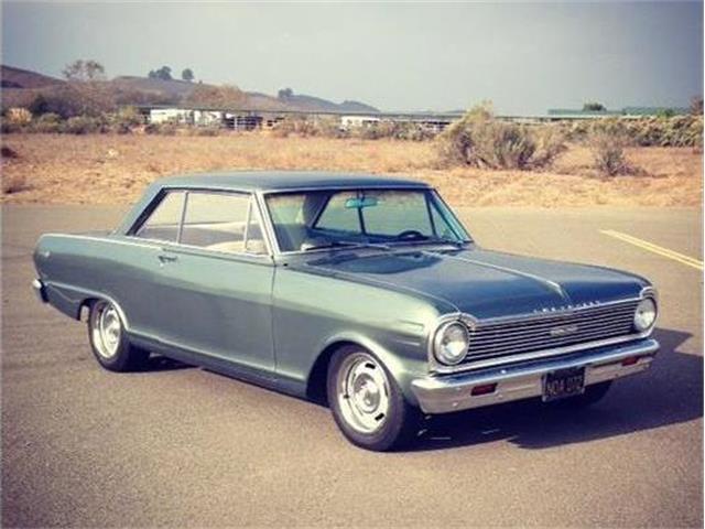 1965 Chevrolet Nova SS | 603831