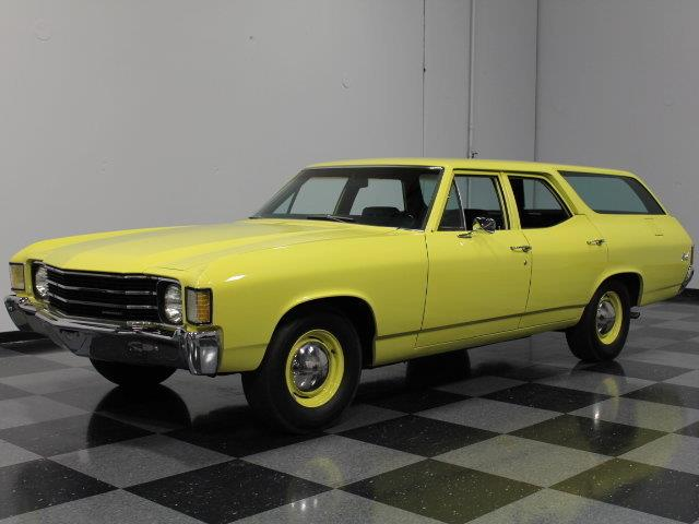 1972 Chevrolet Chevelle | 600384