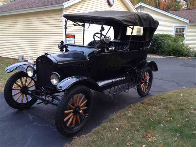 1917 Ford Model T | 604012