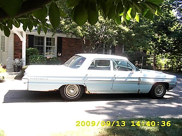 1962 Oldsmobile Dynamic 88 | 604227
