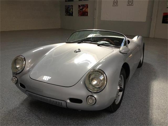 1955 Porsche 550 Spyder Replica | 604239