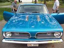 Picture of Classic '68 Barracuda - $25,995.00 - CYBW