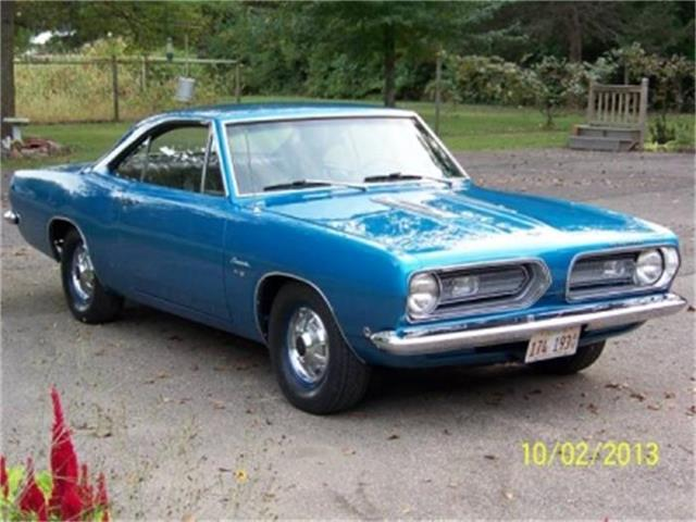 1968 Plymouth Barracuda   604364