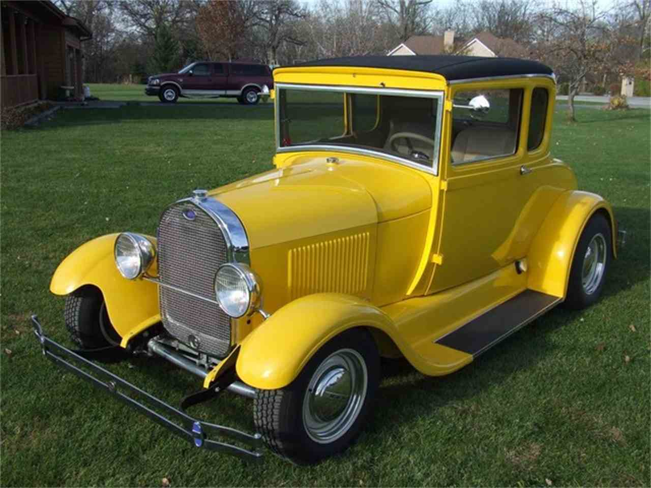 1929 Ford Model A for Sale - CC-604526