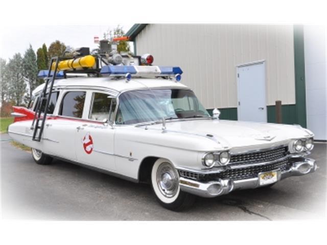 1959 Cadillac Hearse | 604624