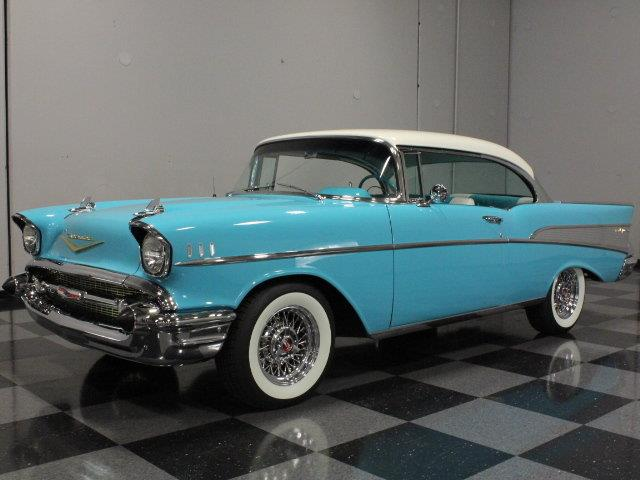 1957 Chevrolet Bel Air | 600479