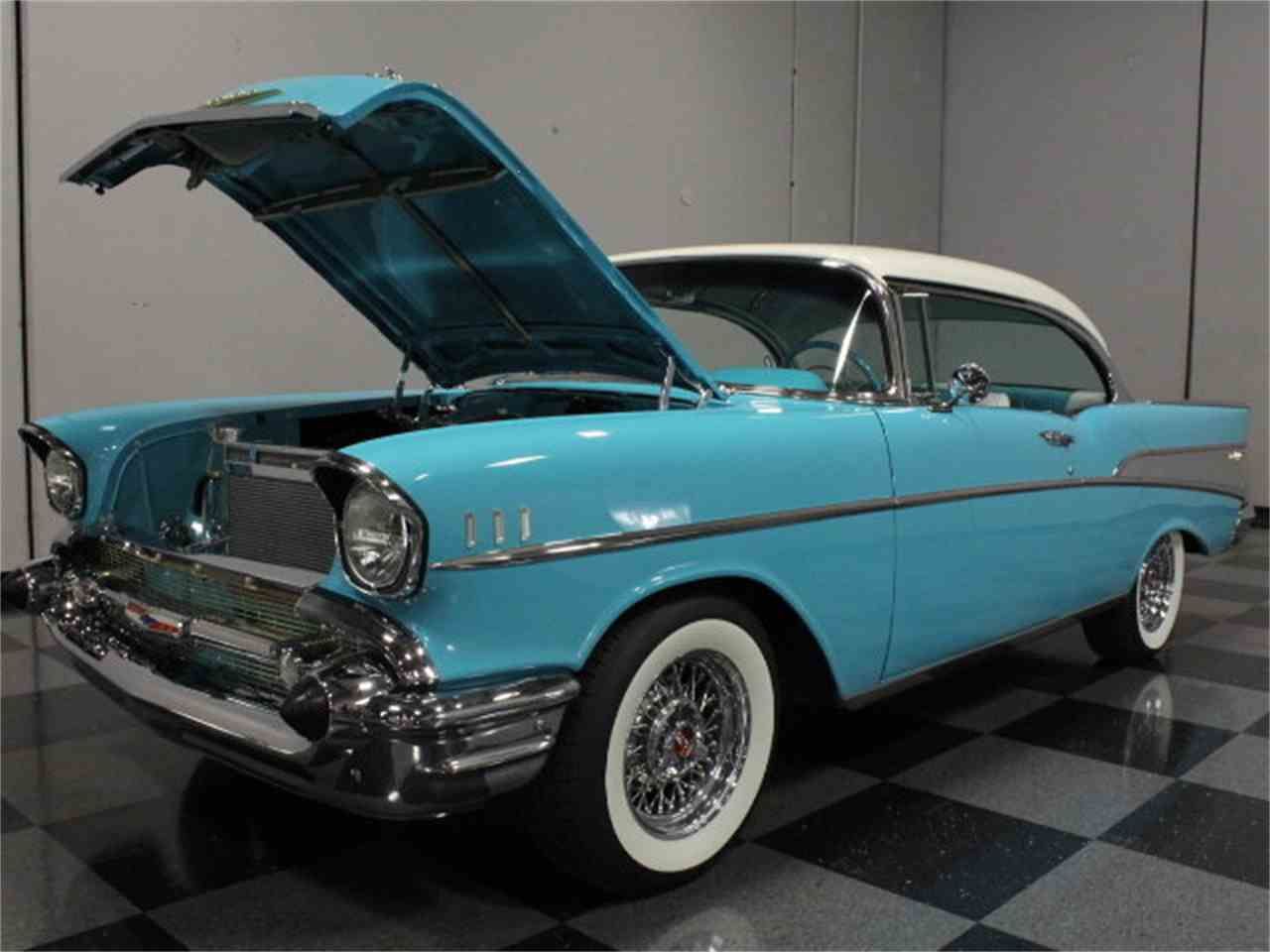 Large Picture of '57 Bel Air - CVBZ