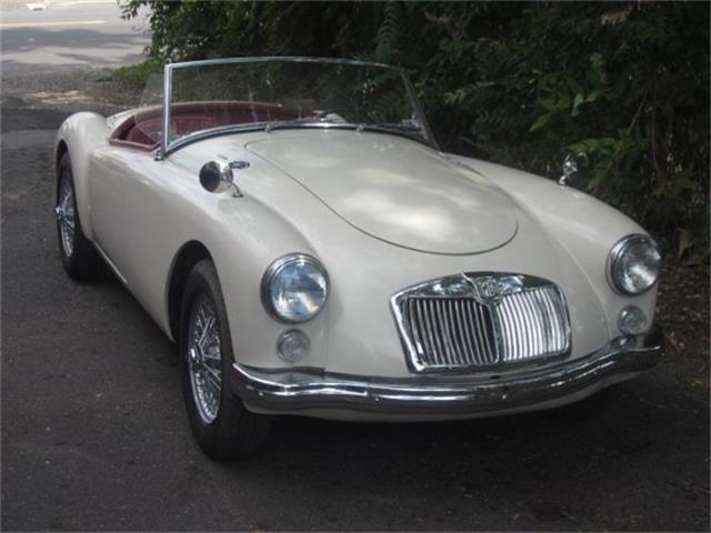 1960 MG MGA | 604887