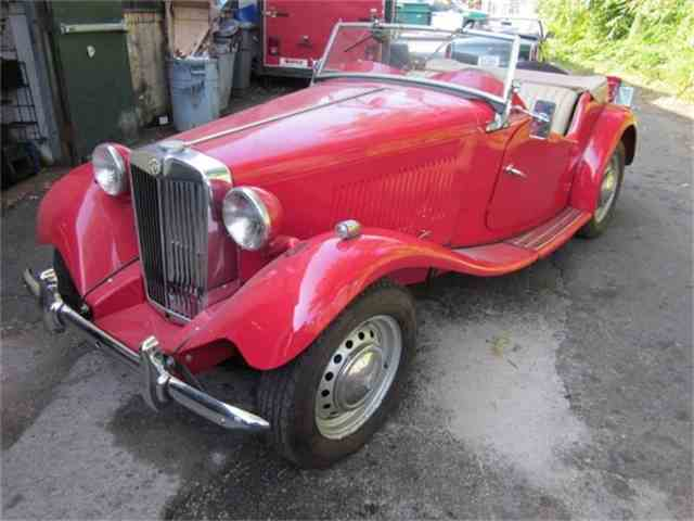 1953 MG TD | 604889