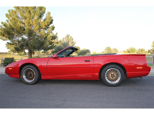 1992 Pontiac Firebird Trans Am | 604931
