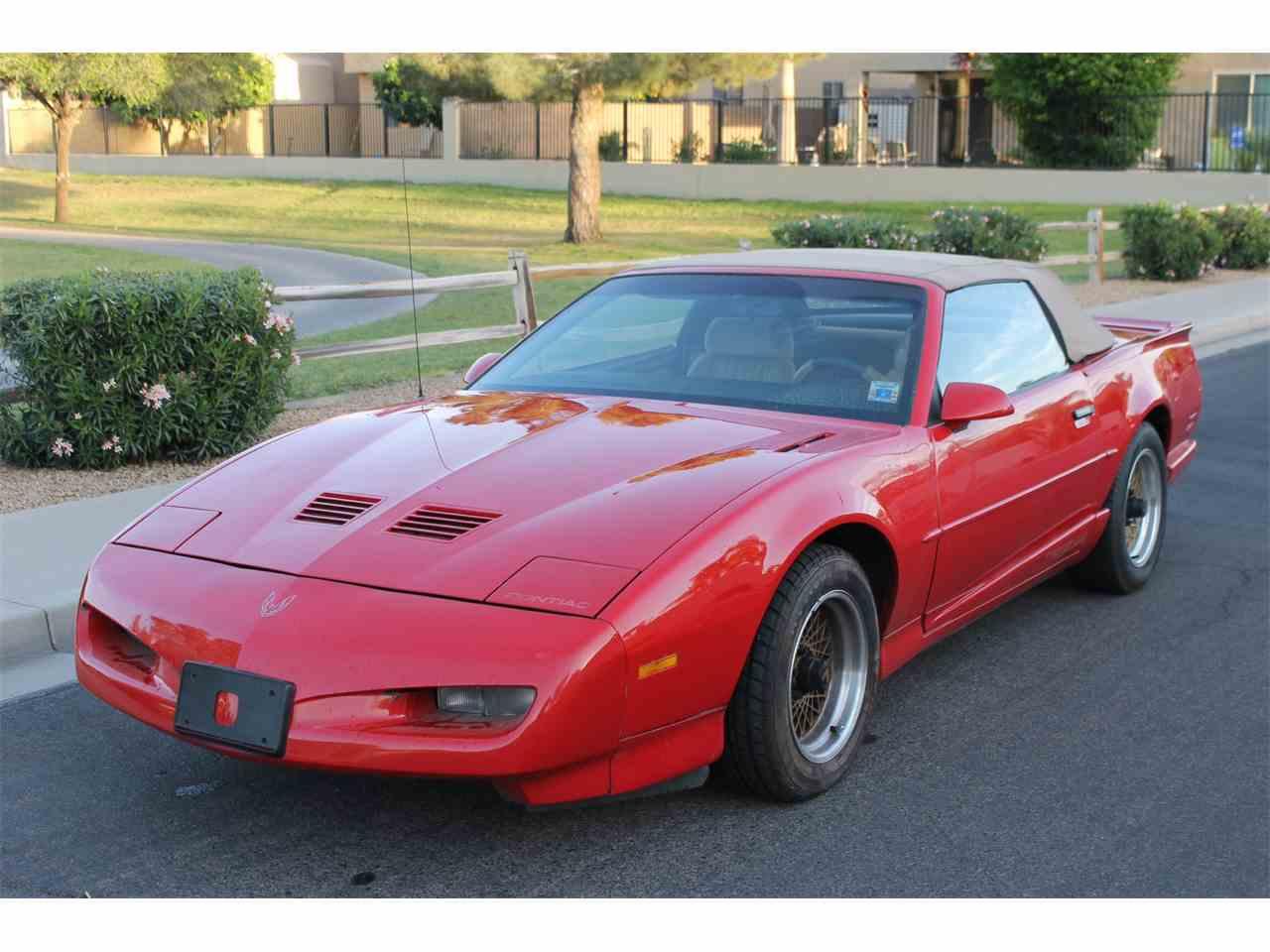 1992 Pontiac Firebird Trans Am For Sale