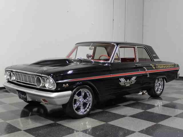 1964 Ford Fairlane Thunderbolt Tribute   600508