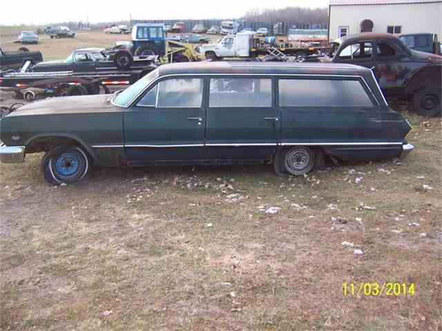 1963 Chevrolet Station Wagon | 600052