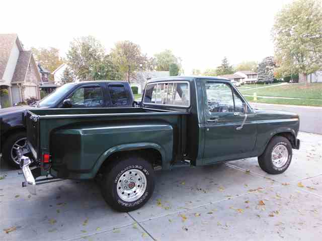 1981 Ford F150 | 605216