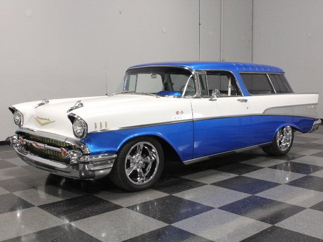 1957 Chevrolet Nomad | 600528