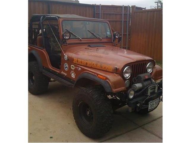 1981 Jeep CJ5 | 600533