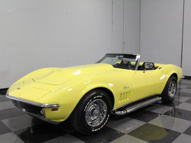1969 Chevrolet Corvette | 600536