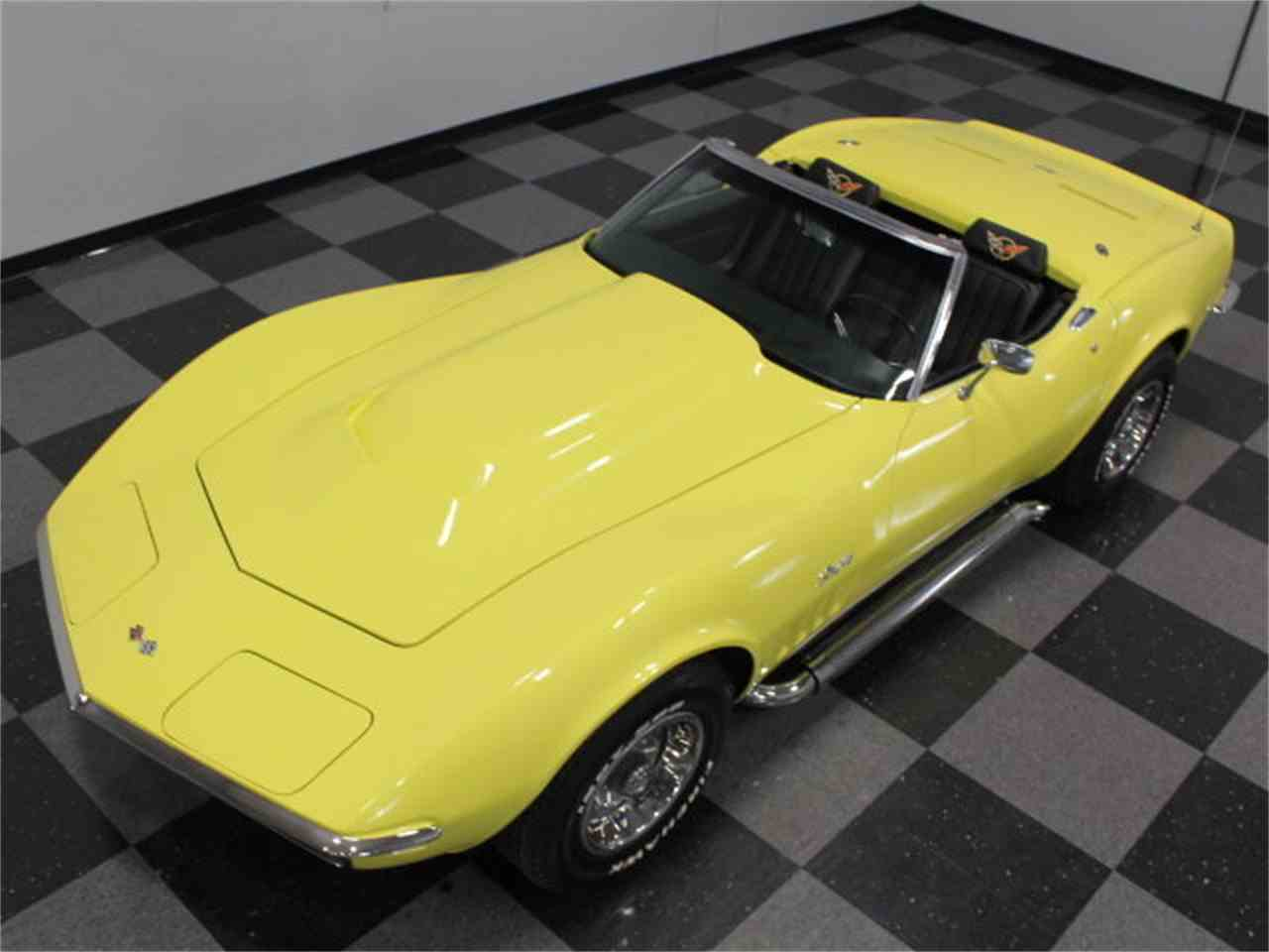 Large Picture of '69 Corvette - CVDK