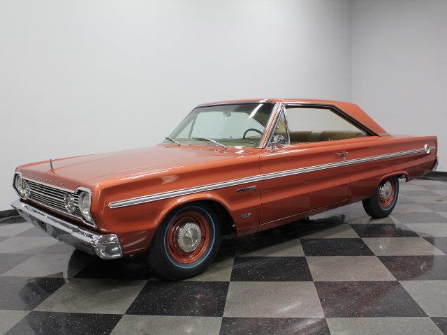 1966 Plymouth Belvedere II 426 HEMI | 600558
