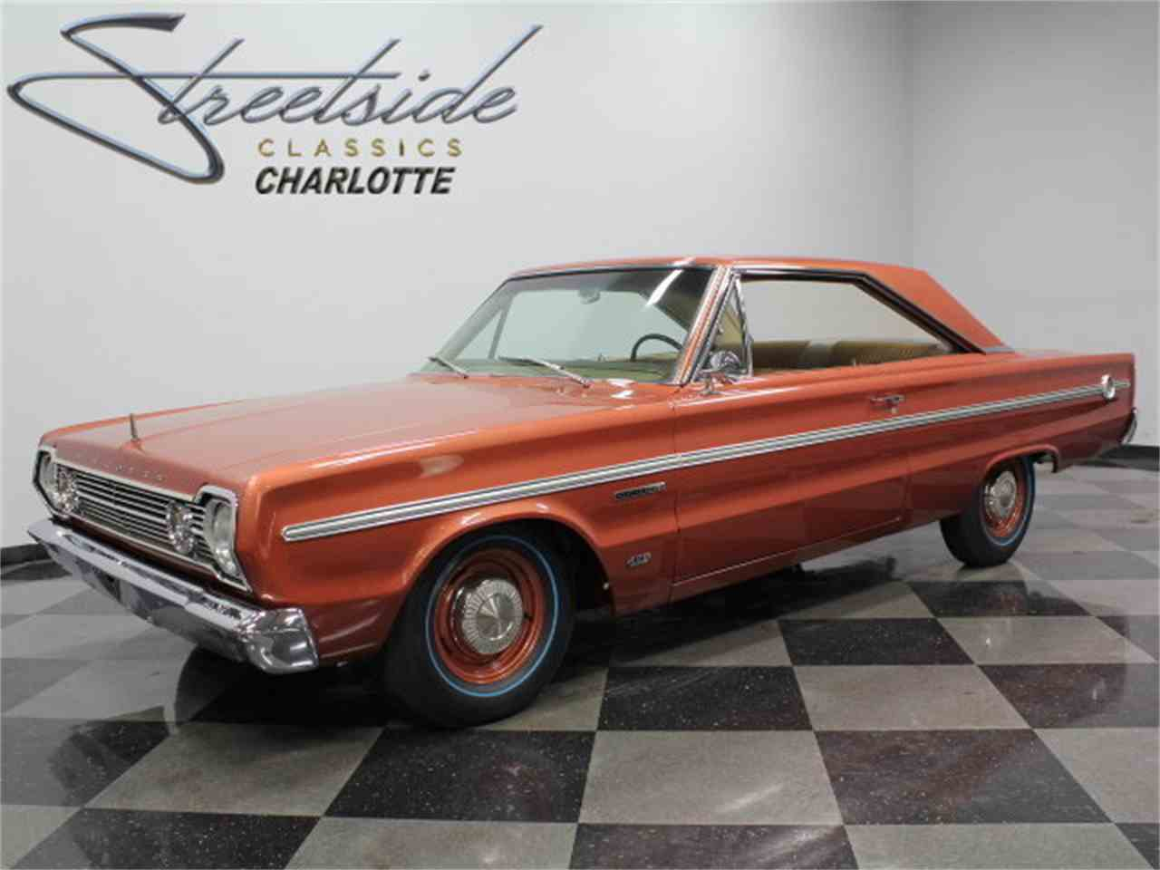 1966 Plymouth Belvedere II 426 HEMI for Sale - CC-600558