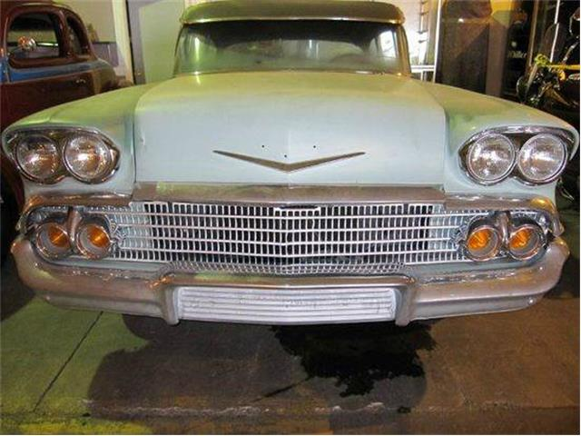 1958 Chevrolet Bel Air | 605696