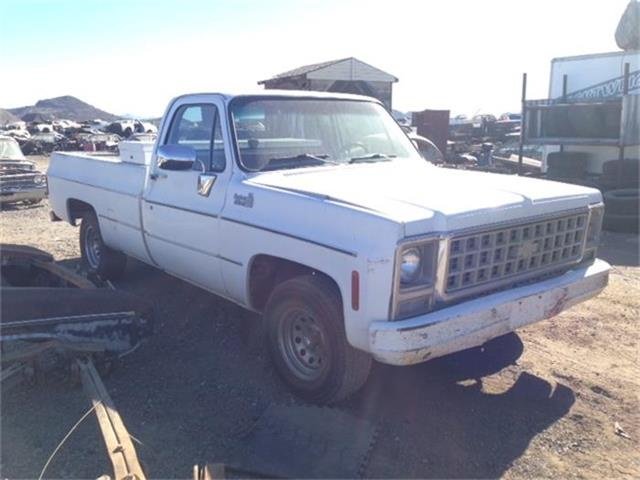 1980 Chevrolet Fleetside | 605754