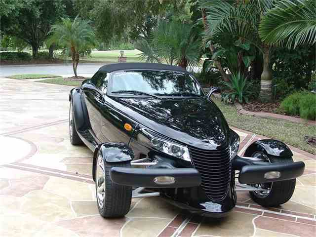 2000 Plymouth Prowler | 605776