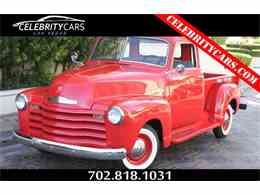 Picture of Classic 1950 Chevrolet 3100 Offered by Celebrity Cars Las Vegas - CZHB