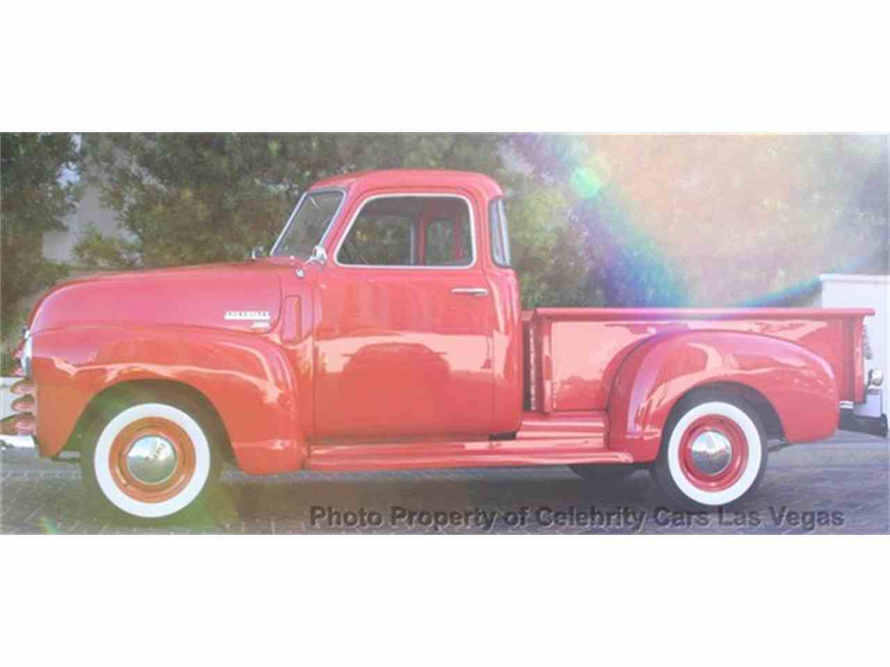 1950 Chevrolet 3100 for Sale ClassicCars