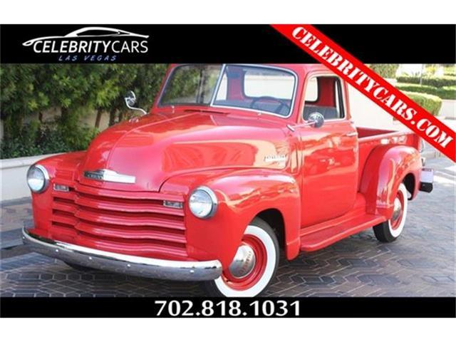 1950 Chevrolet 3100 | 605855
