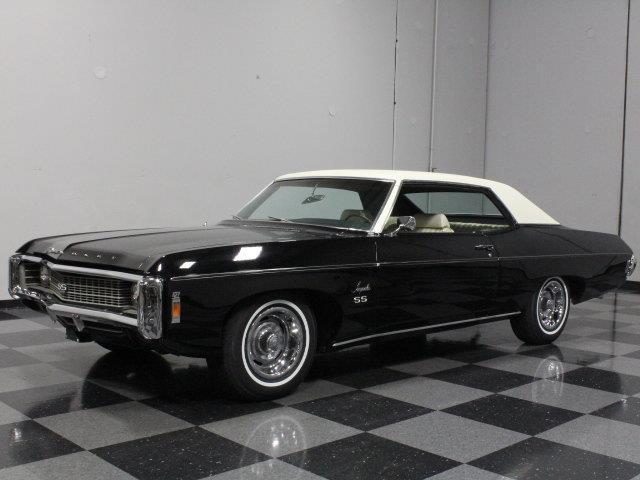 1969 Chevrolet Impala SS | 600613