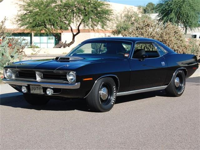1970 Plymouth Barracuda | 606670