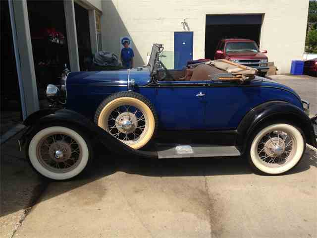 1931 Ford Model A | 606952