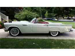1957 Ford Thunderbird for Sale - CC-606980