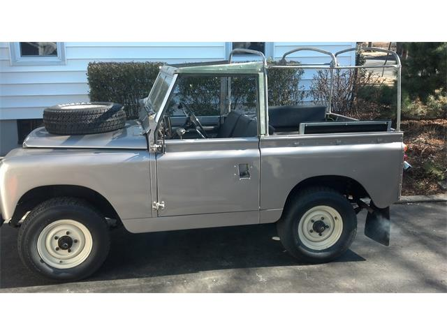 1965 Land Rover Series IIA | 607393