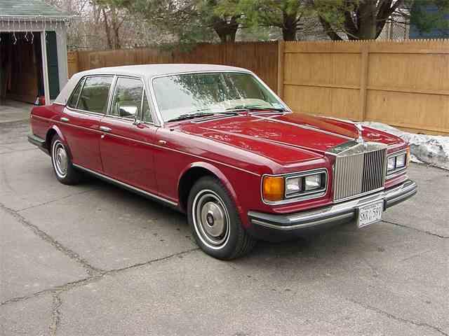 1984 Rolls-Royce Silver Spur | 607448