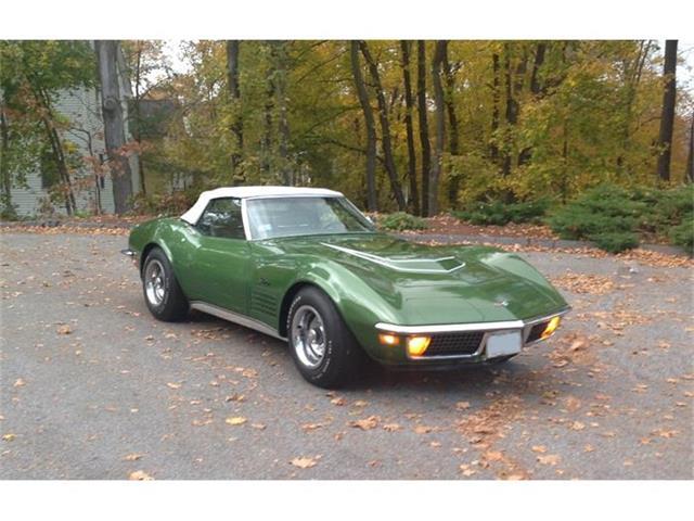 1972 Chevrolet Corvette | 607461