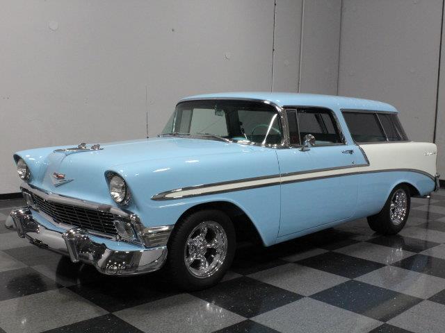 1956 Chevrolet Nomad | 600750
