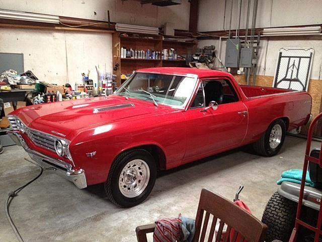 1967 Chevrolet El Camino | 607512