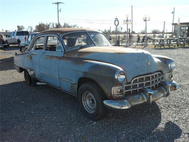 1948 Cadillac Series 60 | 607530