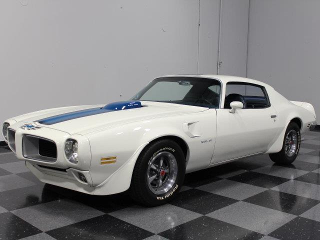 1971 Pontiac Firebird Trans Am | 600781