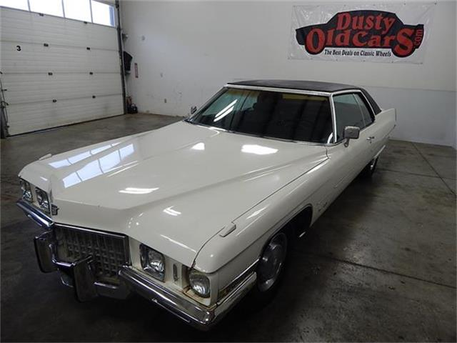1971 Cadillac Coupe DeVille | 607859