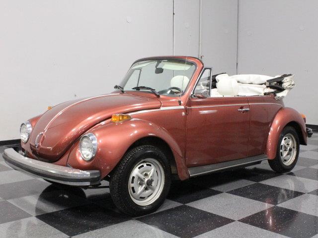 1978 Volkswagen Super Beetle Champagne Edition II | 600808
