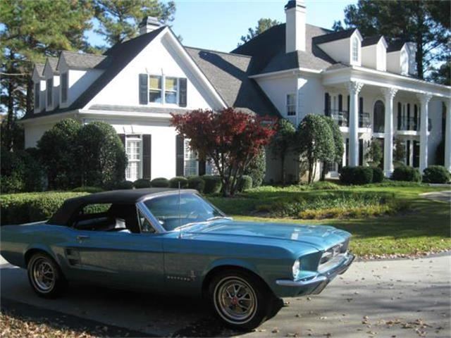 1967 Ford Mustang | 608194