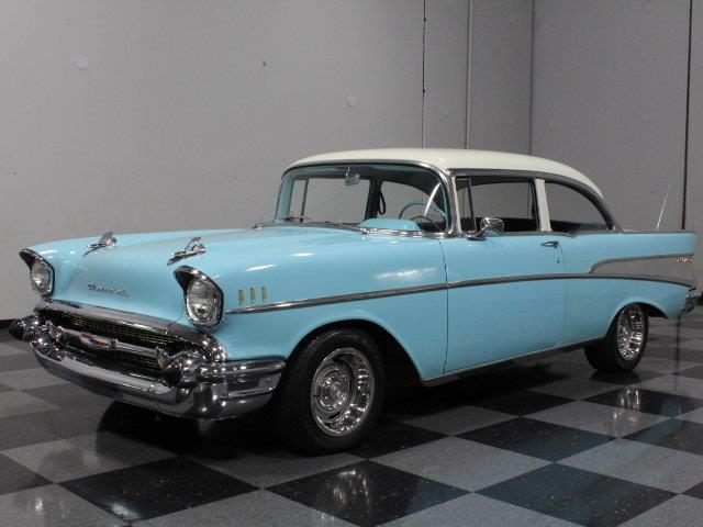 1957 Chevrolet Bel Air | 600844